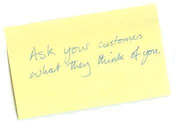 Customers: Your Wisest Advisors?